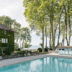 Отель Château de Coudrée Франция, Сье - отзывы, цены и фото номеров - забронировать отель Château de Coudrée онлайн фото 6