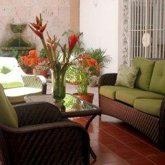Отель Suites Plaza Del Rio Пуэрто-Вальярта интерьер отеля фото 3