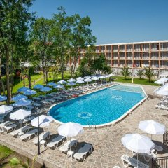 Отель Riva Park Солнечный берег бассейн