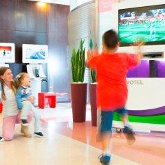 Отель Ibis Cornella детские мероприятия