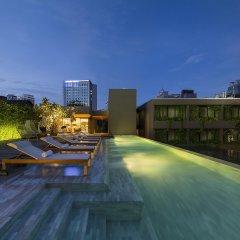 Отель Ad Lib бассейн фото 2