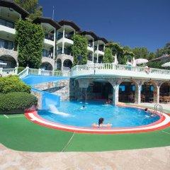 Club Aquarium Турция, Мармарис - отзывы, цены и фото номеров - забронировать отель Club Aquarium онлайн бассейн фото 3