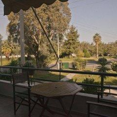 Отель Minavra Hotel Греция, Афины - отзывы, цены и фото номеров - забронировать отель Minavra Hotel онлайн балкон