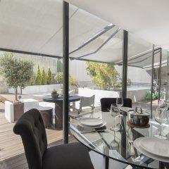 Апартаменты Marques de Pombal Trendy Apartment питание
