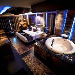 Отель ABC Hotel Филиппины, Пампанга - отзывы, цены и фото номеров - забронировать отель ABC Hotel онлайн ванная фото 3