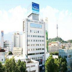 Отель Crystal Hotel Южная Корея, Тэгу - отзывы, цены и фото номеров - забронировать отель Crystal Hotel онлайн фото 2