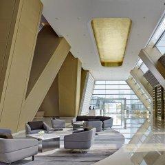 Отель Langham Place Guangzhou Гуанчжоу интерьер отеля