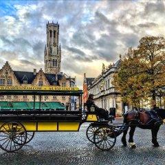Отель Dijver Бельгия, Брюгге - отзывы, цены и фото номеров - забронировать отель Dijver онлайн фото 3