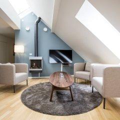 Апартаменты City Housing - Bergelandsgata 13 - Klostergaarden Apartments Ставангер комната для гостей фото 4
