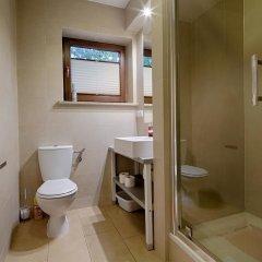 Отель Apartament Rubin centrum z tarasem ванная