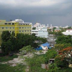 Отель Komol Residence Bangkok Бангкок