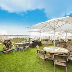 Suite Hotel Casa Diamond бассейн