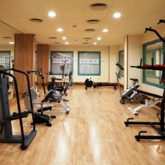 Отель H·TOP Royal Star & SPA фитнесс-зал фото 4