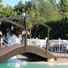 Отель Il Nido - Residence Country House Казаль-Велино бассейн фото 3