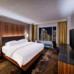 Отель Hyatt Regency Calgary Канада, Калгари - отзывы, цены и фото номеров - забронировать отель Hyatt Regency Calgary онлайн комната для гостей фото 5