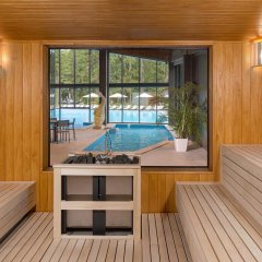 Гостиница LES Art Resort в Дорохово отзывы, цены и фото номеров - забронировать гостиницу LES Art Resort онлайн сауна