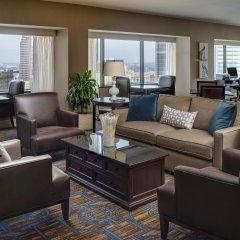 Отель Sheraton Hotel Columbus Capitol Square США, Колумбус - отзывы, цены и фото номеров - забронировать отель Sheraton Hotel Columbus Capitol Square онлайн комната для гостей фото 4