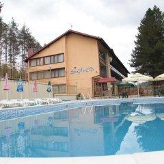 Hotel Velista Велико Тырново бассейн