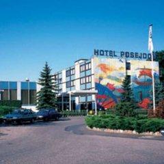 Отель Mercure Gdansk Posejdon Польша, Гданьск - 1 отзыв об отеле, цены и фото номеров - забронировать отель Mercure Gdansk Posejdon онлайн парковка