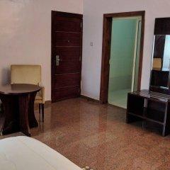 Отель Galpin Suites удобства в номере