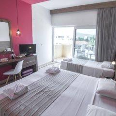 Lavris Hotel Bungalows комната для гостей фото 4