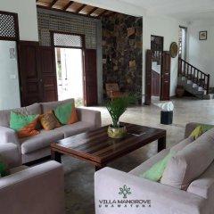 Отель Villa Mangrove Унаватуна комната для гостей