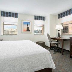 Отель Hampton Inn - Washington DC/White House США, Вашингтон - отзывы, цены и фото номеров - забронировать отель Hampton Inn - Washington DC/White House онлайн комната для гостей фото 5