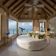 Отель Conrad Maldives Rangali Island 5* Вилла Премиум с различными типами кроватей