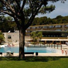 Отель Aparthotel Comtat Sant Jordi с домашними животными