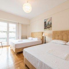 Отель Athens Crown Paradise Apartments Греция, Афины - отзывы, цены и фото номеров - забронировать отель Athens Crown Paradise Apartments онлайн комната для гостей фото 4