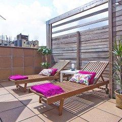 Отель Msb Gracia Pool Terrace Center Барселона балкон