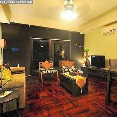 Отель President Boutique Apartment Таиланд, Бангкок - отзывы, цены и фото номеров - забронировать отель President Boutique Apartment онлайн интерьер отеля