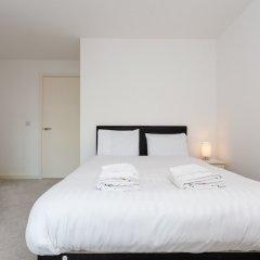 Отель 2 Bedroom Flat In Holloway With Balcony And Courtyard комната для гостей