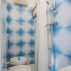 Hotel Nancy Римини ванная