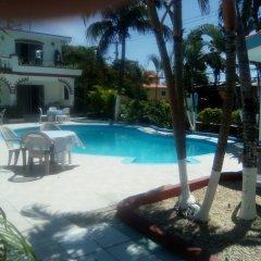 Hotel Nimat Villa Marianna бассейн