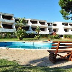 Отель Solar Das Palmeiras Португалия, Виламура - отзывы, цены и фото номеров - забронировать отель Solar Das Palmeiras онлайн бассейн фото 3