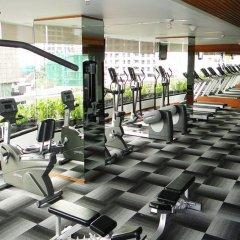 Отель Fraser Suites Sukhumvit, Bangkok Таиланд, Бангкок - отзывы, цены и фото номеров - забронировать отель Fraser Suites Sukhumvit, Bangkok онлайн фитнесс-зал фото 3