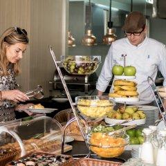Отель Harmonia Черногория, Будва - отзывы, цены и фото номеров - забронировать отель Harmonia онлайн питание фото 3