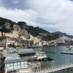 Отель Amalfi Design Италия, Амальфи - отзывы, цены и фото номеров - забронировать отель Amalfi Design онлайн пляж