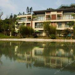 Отель Banyueshan Spa Hotel Китай, Сямынь - отзывы, цены и фото номеров - забронировать отель Banyueshan Spa Hotel онлайн приотельная территория