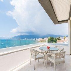 Отель Kaliman Villa Lux Черногория, Тиват - отзывы, цены и фото номеров - забронировать отель Kaliman Villa Lux онлайн балкон