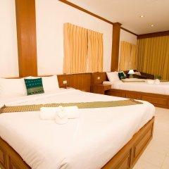 Отель Andaman Seaside Resort 3* Номер Делюкс с различными типами кроватей фото 4