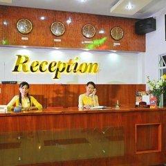 Отель Ideal Hotel Hue Вьетнам, Хюэ - отзывы, цены и фото номеров - забронировать отель Ideal Hotel Hue онлайн интерьер отеля фото 2