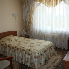 Гостиница Приокская в Калуге 10 отзывов об отеле, цены и фото номеров - забронировать гостиницу Приокская онлайн Калуга комната для гостей фото 3