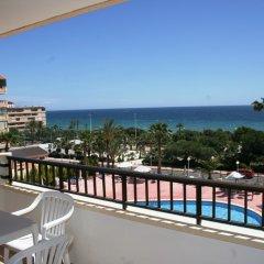 Отель Playas de Torrevieja балкон