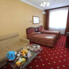 Отель Азия Самарканд Узбекистан, Самарканд - отзывы, цены и фото номеров - забронировать отель Азия Самарканд онлайн комната для гостей фото 3