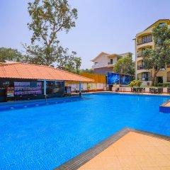 Отель OYO 3305 Royale Assagao Гоа бассейн фото 2