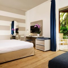 UNAHOTELS Naxos Beach Sicilia in Giardini Naxos, Italy from 253$, photos, reviews - zenhotels.com guestroom