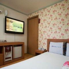 Отель Goodstay Montblanc удобства в номере