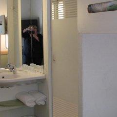 Отель Ibis Budget Liege Льеж ванная